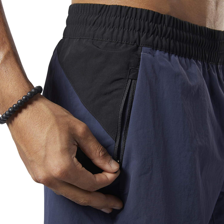 Reebok Ost Blocked Short Pantal/ón Corto Hombre