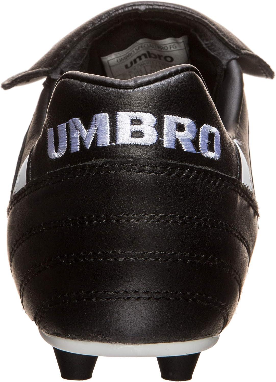 Black Bota de f/útbol Umbro Speciali98 Pro FG