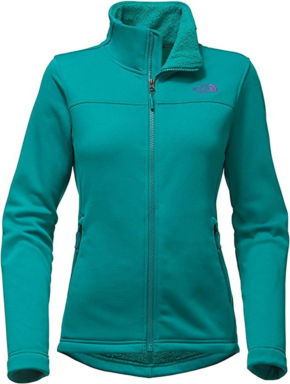 The North Face Womens Timber Full Zip (Harbor Blue, Small) 81CpvX-Ma6LUL1500_