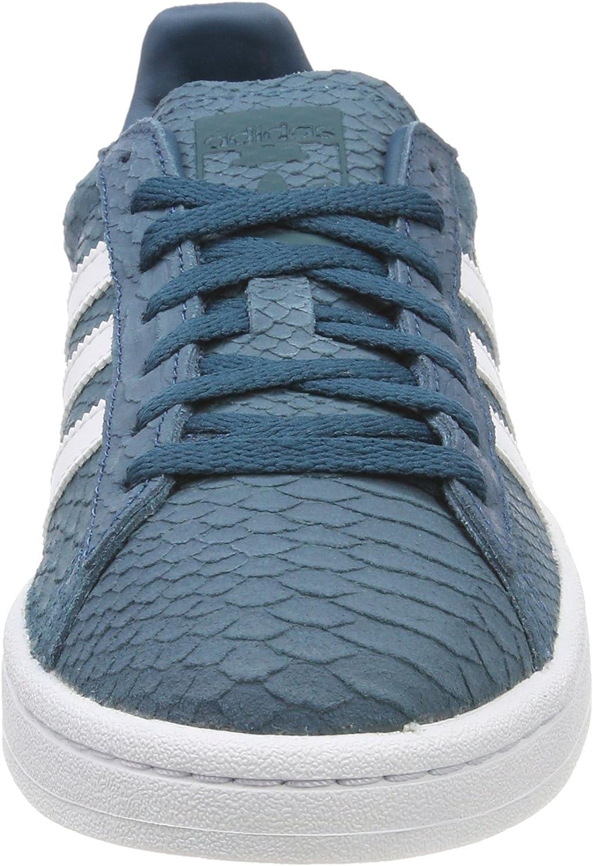 adidas Damen Campus Fitnessschuhe Blau Petnoc Ftwbla Dormet 000