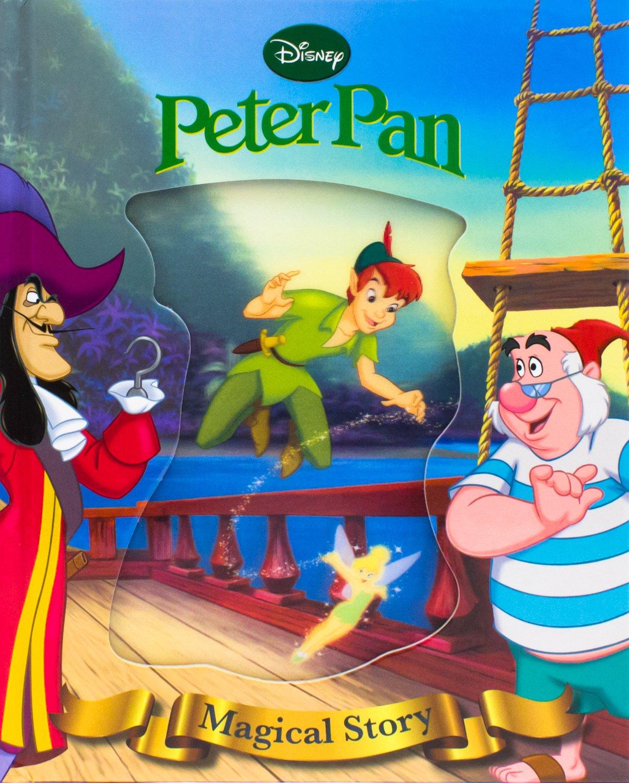 Peter Pan Disney Magical Lent Amazonde Parragon Fremdsprachige