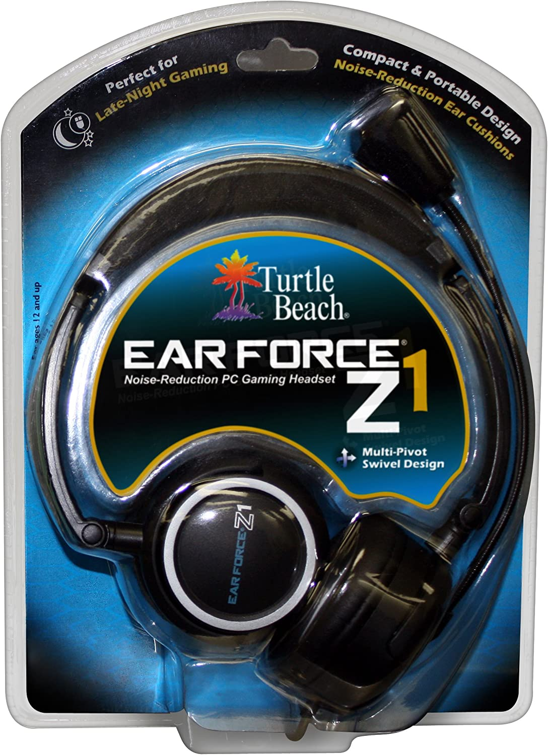 EAR FORCE Z1 DRIVERS DOWNLOAD