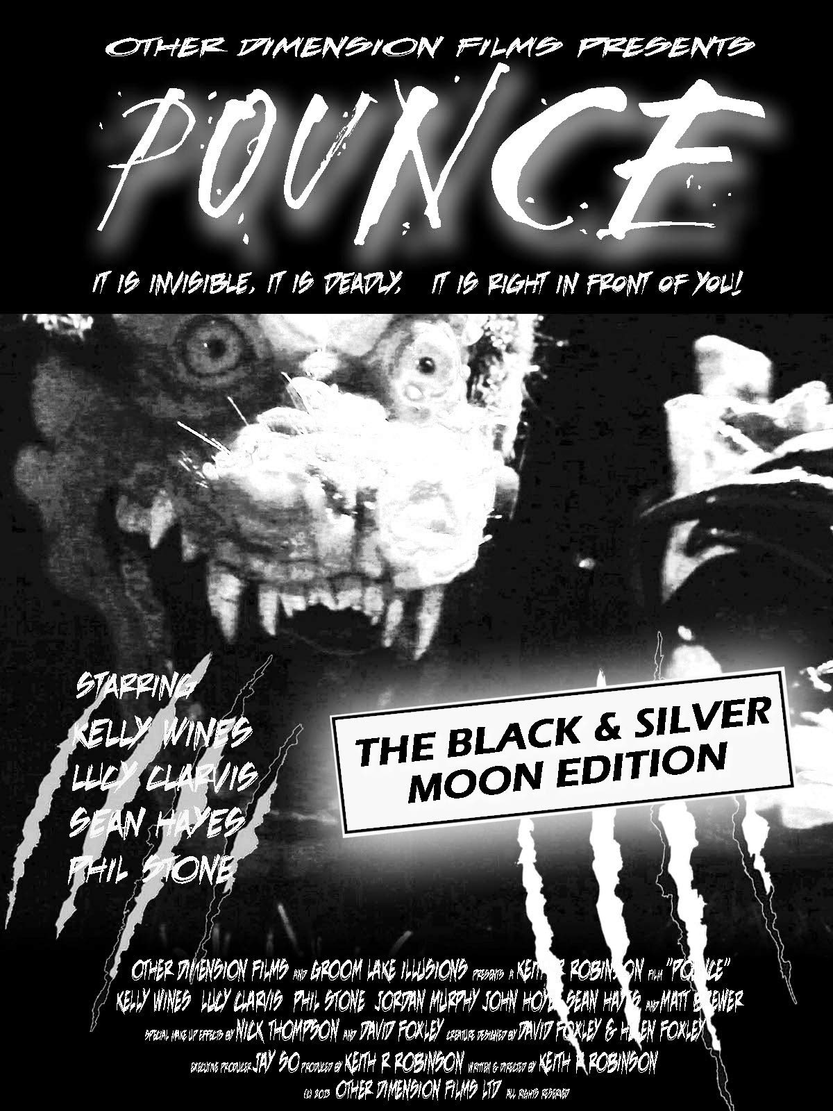 Pounce - The Black & Silver Moon Edition on Amazon Prime Video UK