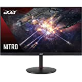 "Acer Nitro XV272U Pbmiiprzx 27"" WQHD (2560 x 1440) IPS Monitor with AMD Radeon FreeSync Technology, 144Hz, 1ms VRB, VESA…"