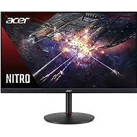 "Acer Nitro XV272U Pbmiiprzx 27"" WQHD (2560 x 1440) IPS G-SYNC Compatible Monitor, 144Hz, 1ms VRB, VESA Certified…"