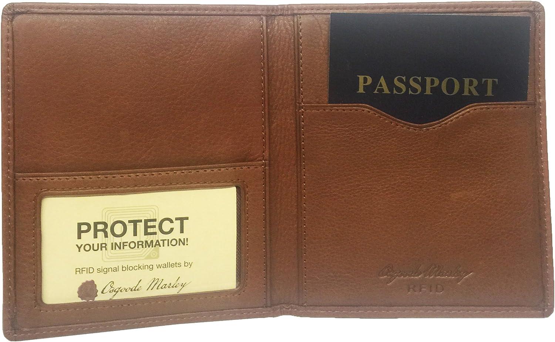 Osgoode Marley RFID Passport Cover