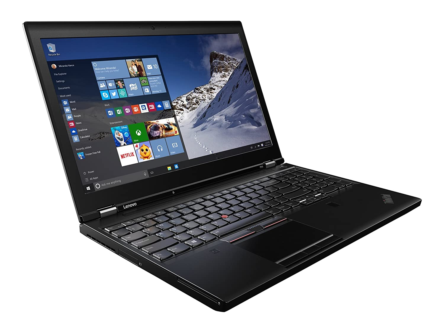 2108db5a5fd9 Lenovo ThinkPad P50 20EN0013US 15.6