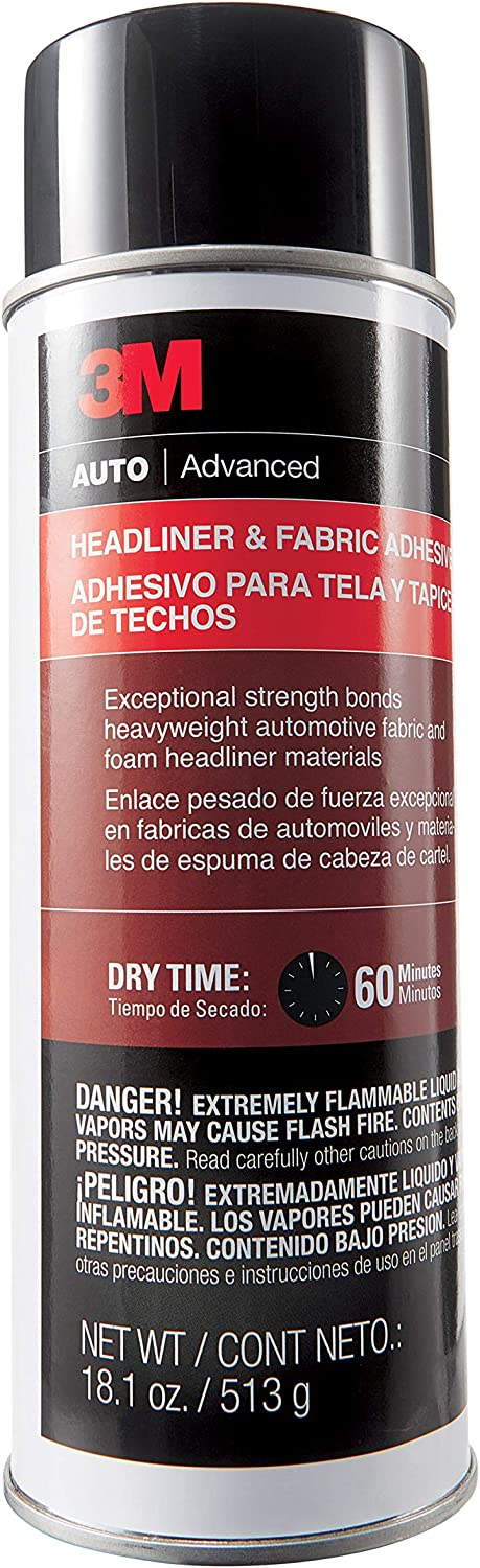 3M Headliner & automotive adhesive