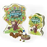 Educational Insights Sneaky, Snacky Squirrel Game and Board Book Combo, Multi