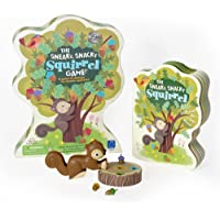 Educational Insights The Sneaky, Snacky Squirrel Game and Board Book Combo