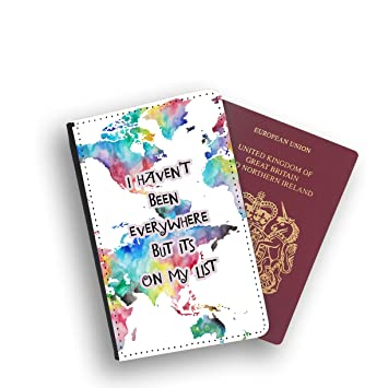 i havent been everywhere but they are in my list adventure passport