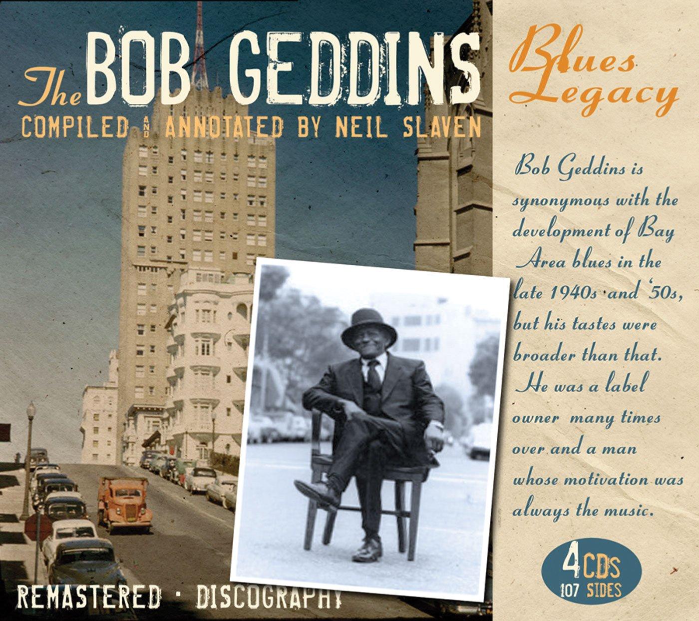 A Blues Legacy