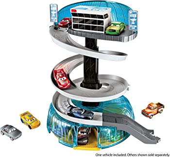 Disney/Pixar Cars 3 Florida Spiral Playset