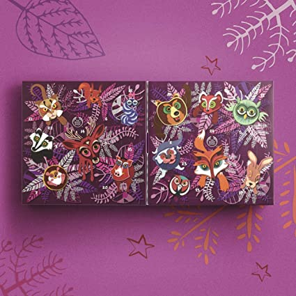 The Body Shop 24 Days Of The Enchanted Advent Calendar by The Body Shop