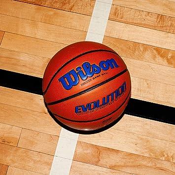Amazon.com: Wilson Evolution - Balón de baloncesto, talla 7 ...
