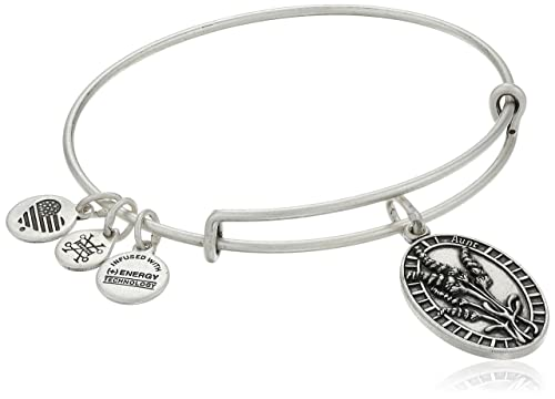Alex and Ani Aunt Rafaelian Bangle Bracelet