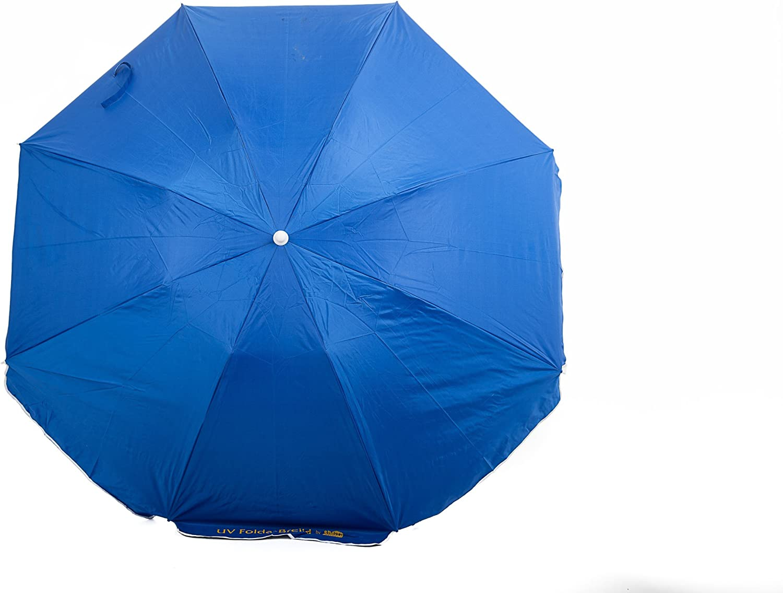 Taille L Bleu Foldabrella Unisexe Tout /âge