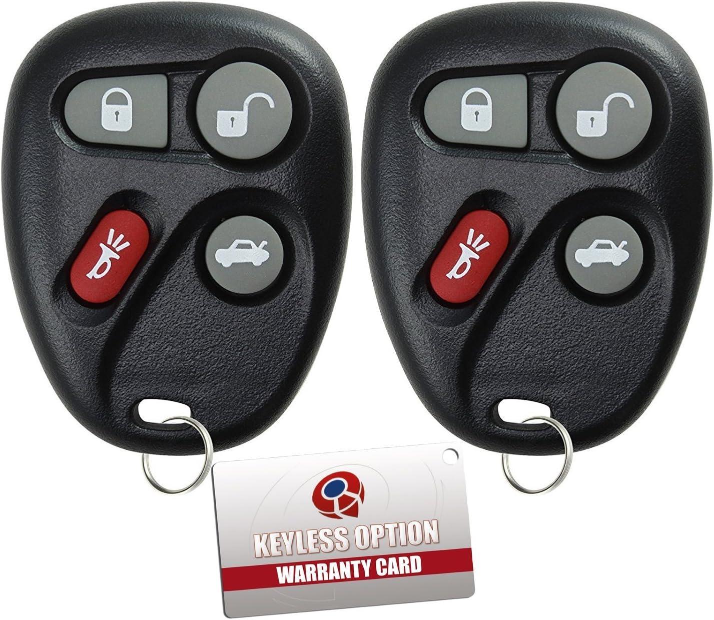 Chevrolet GM OEM Corvette Keyless Entry-Key Fob Remote Transmitter 23465955