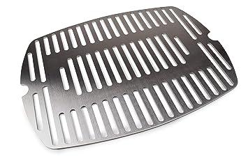 Grillrost. com - Rejilla de reja de acero inoxidable para ...