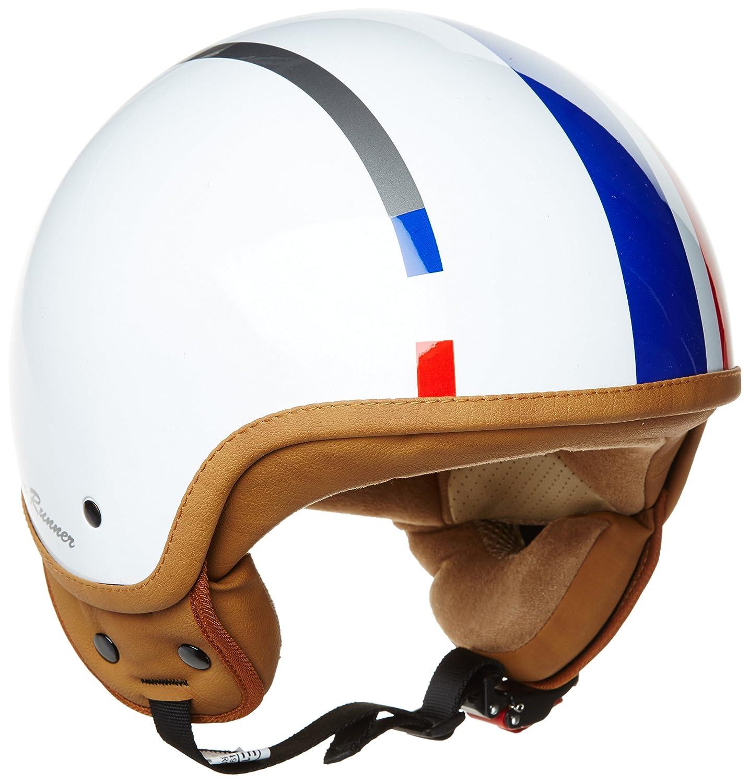 XL ECE certified Cloth Bag Black Matt incl 61-62cm SOXON SP-301 Night Moto-Helmet Bobber Scooter-Helmet Cruiser Vespa-Helmet Biker Pilot Retro Vintage Chopper Jet-Helmet Mofa