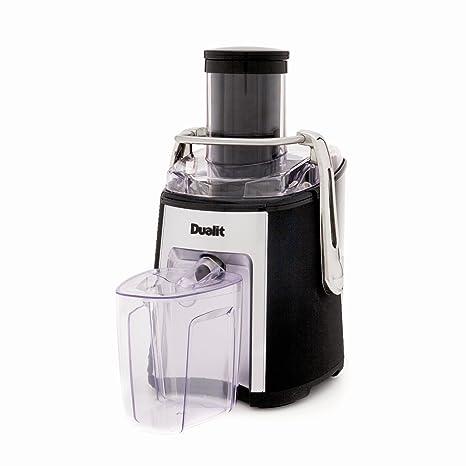 Dualit 88305 - Exprimidor eléctrico, 2,2 l, 1200 W, color negro