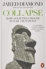 Collapse: How Societies Choose to Fail or Survive Paperback