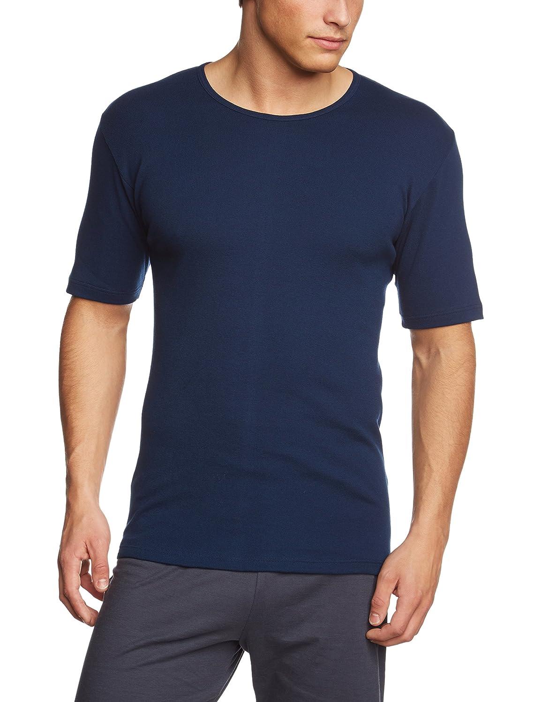 Calida Men's T-shirt Cotton 1:1 Short Sleeve Vest