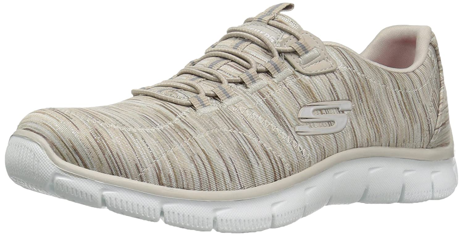 Skechers Damen Empire - Game On Slip On Turnschuhe