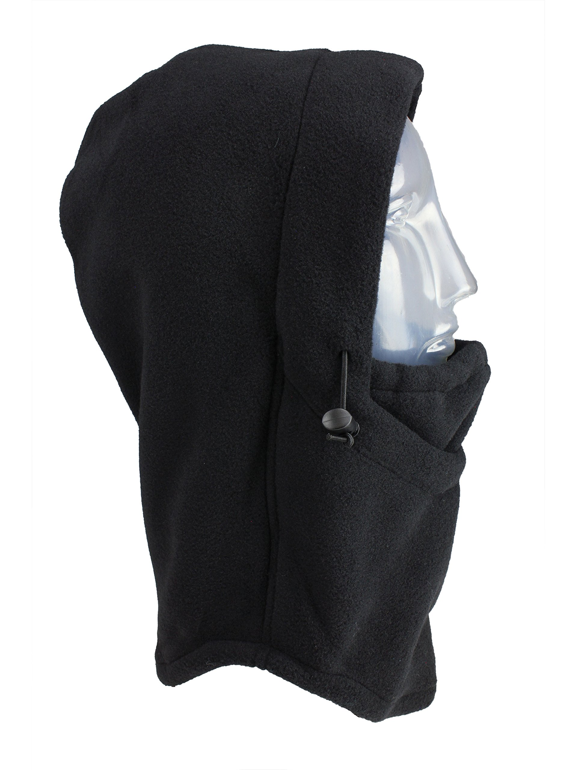 Seirus Innovation Hoodz, Small/Medium, Black
