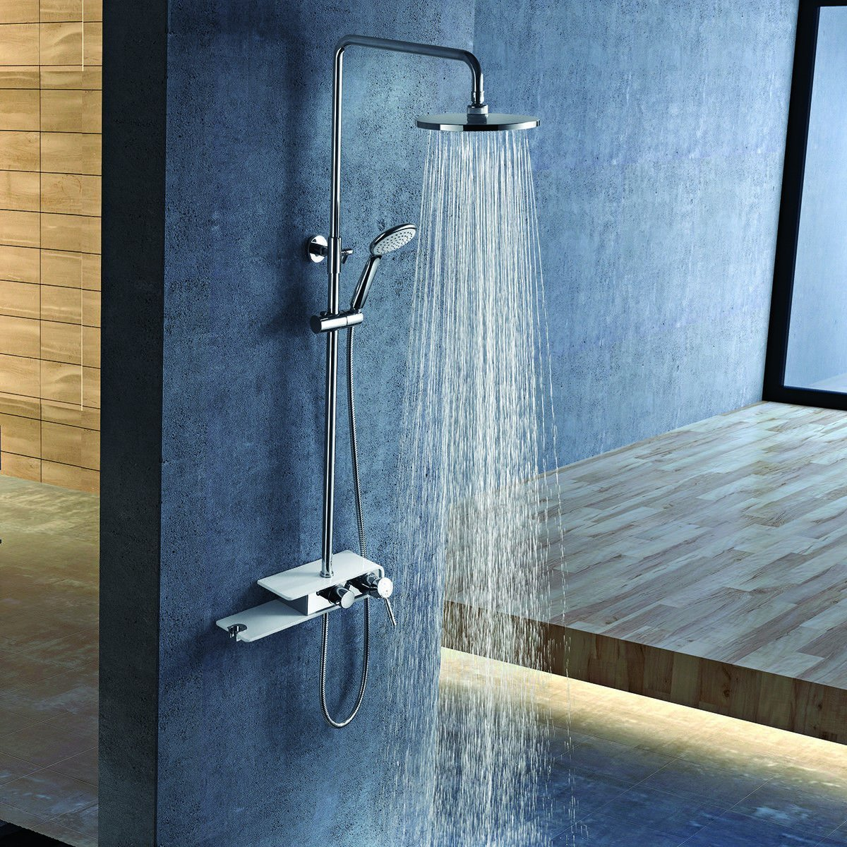 Awesome The Arc Shower Rod Image - Bathtub Ideas - dilata.info