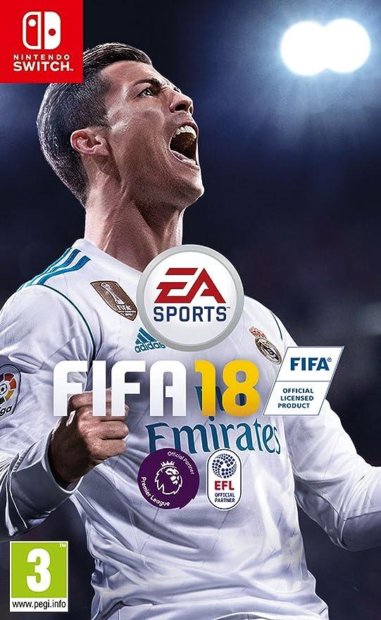 FIFA 18 - Nintendo Switch [Importación inglesa]: Amazon.es: Videojuegos