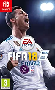 FIFA 18 - Nintendo Switch [Importación inglesa]: Amazon.es ...