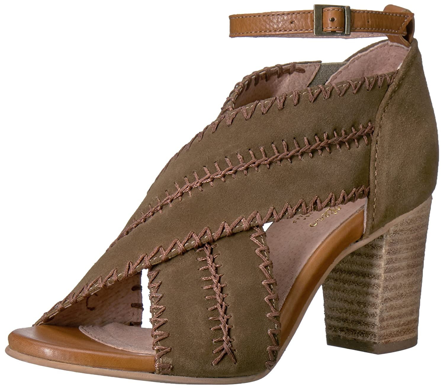 Olive Seychelles Womens Party Up Dress Pump