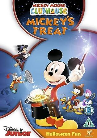 Mickey Mouse Clubhouse Mickeys Treat Region 2 Uk Import