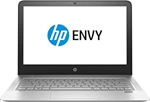 "HP 13-d040wm ENVY Laptop, 13.3"" QHD+ IPS Display(3200 x 1800), Intel Core i7-6500U(2.5GHz), 8GB RAM, 256GB Solid State Drive, Bluetooth, Windows10, 7.5 hours battery life - Silver"