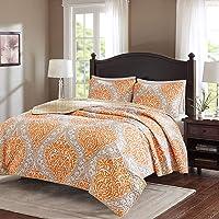 Comfort Spaces Coco Quilt Coverlet Bedspread