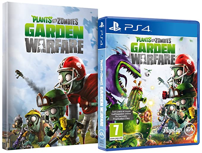 Plants vs. Zombies: Garden Warfare + Agenda: Amazon.es ...