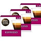 Nescafé Dolce Gusto Espresso Koffie Cups - 3 Doosjes Met 16 Capsules
