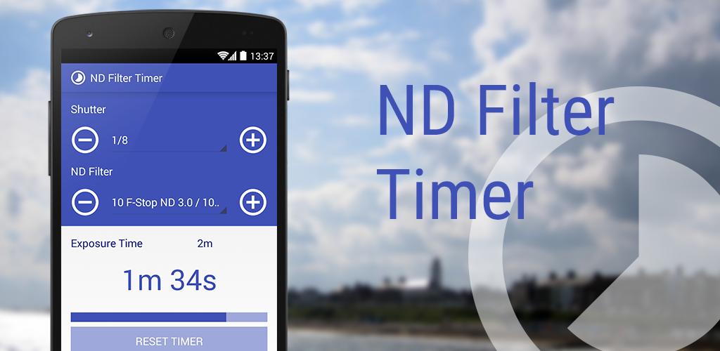 Download ND Filter Timer (online)