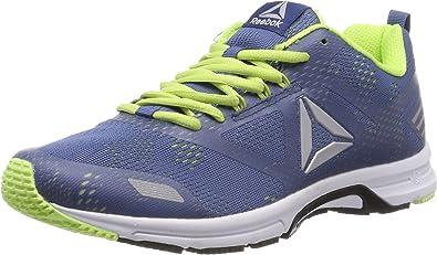 Reebok AHARY Runner, Zapatillas de Trail Running para Hombre, Azul (Washed Blue/Electric Flash/Silver 000), 45.5 EU: Amazon.es: Zapatos y complementos