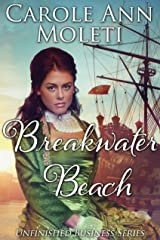 Breakwater Beach: A Cape Cod Paranormal Romance (The Unfinished Business Series Book 2) Kindle Edition