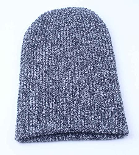Amazon Chickwin Winter Casual Cotton Knit Hats For Women Men