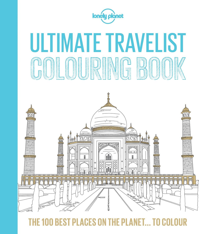 Ultimate Travelist Colouring Book 1 (Lonely Planet) (Inglés) Tapa blanda – 26 mar 2016 Varios Autores GeoPlaneta 1760344206 Handicrafts