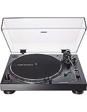 Audio-Technica AT-LP120XUSB-BK Direct-Drive Turntable, Black