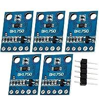 AZDelivery 3 x GY-302 BH1750 Czujnik światła Czujnik jasności kompatybilny z Arduino i Raspberry Pi