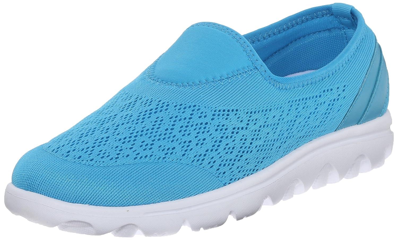 Propet Women's TravelActiv Slip-On Fashion Sneaker B0118GA4WS 5 B(M) US|Pacific