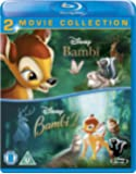 Bambi / Bambi 2 (Double Pack) [Blu-ray] (Region Free)