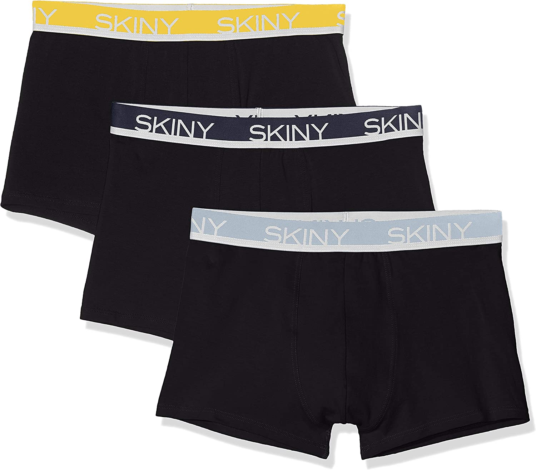 Skiny Herren Shorts Multipack Selection//Pant 3er Pack