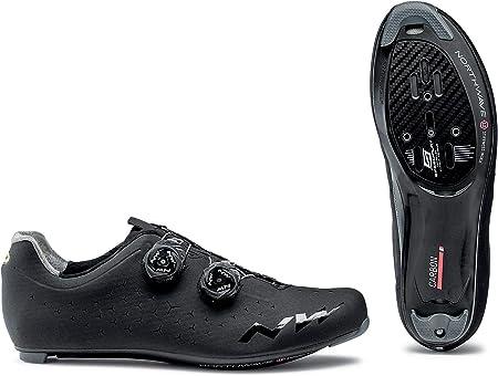 Northwave Revolution 2 Zapatos de Bicicleta de Carretera Negro ...