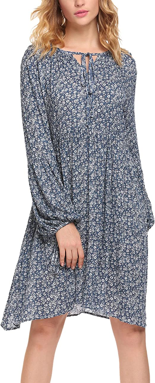 Romantisches Kleid Sommerkleid Gr 38 Top  schwarz Blumen Neu  L//XL